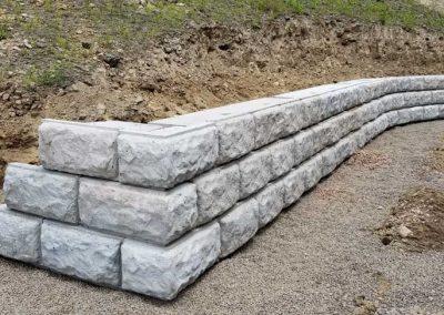 baldwin 8 400x284 - Baldwin Retaining Wall