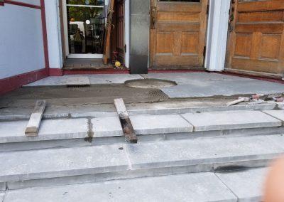 bluestone steps in process 14 400x284 - Bluestone Steps