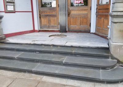 bluestone steps in process 2 400x284 - Bluestone Steps