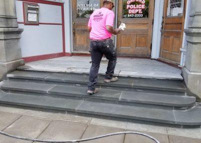 bluestone steps in process 400x284 - Bluestone Steps