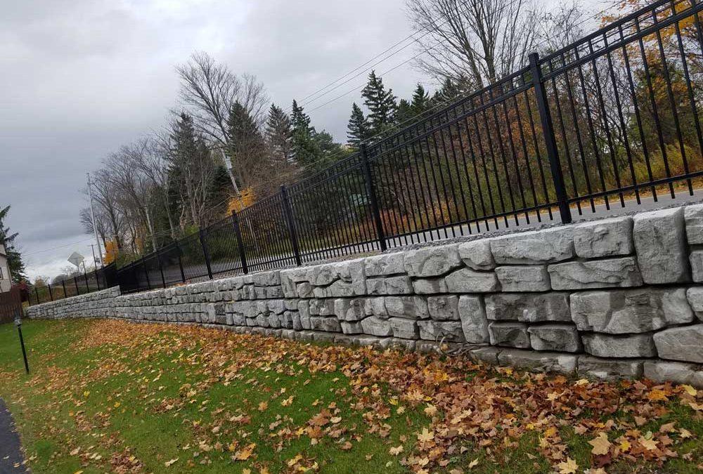 Cazenovia Wall