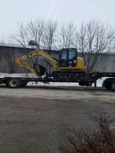 excavator on trailer 225x300 - excavator-on-trailer