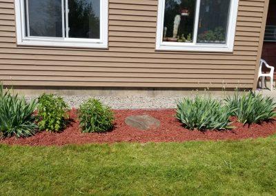 little gardens 2 after 400x284 - Apartment Complex Landscape