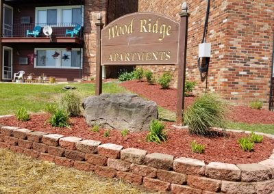 sign again after 400x284 - Apartment Complex Landscape