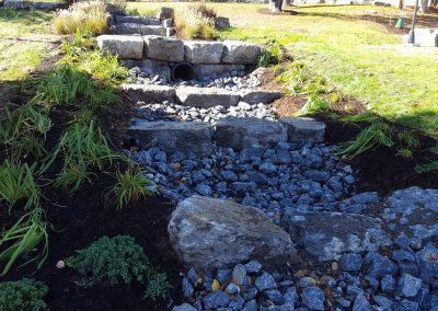 suny stormwater planning 13 400x284 - SUNY Stormwater Plantings